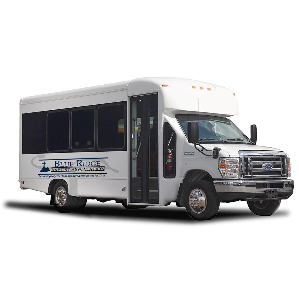 15 Passenger Mini-bus